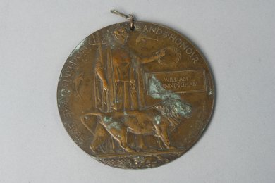 Clare Museum: Recent Acquisitions 2009: Death Plaque of