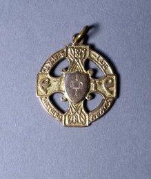 1908 Dr Croke Cup Medal 2000.112