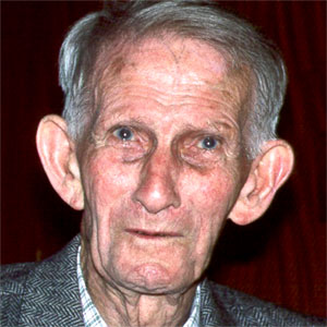 Jack Murphy at 90 years of age - murphyjack
