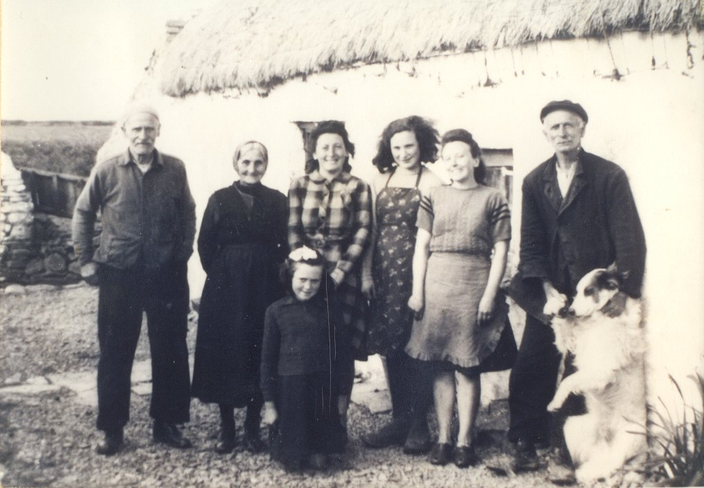 Moran Family of Scattery Island
