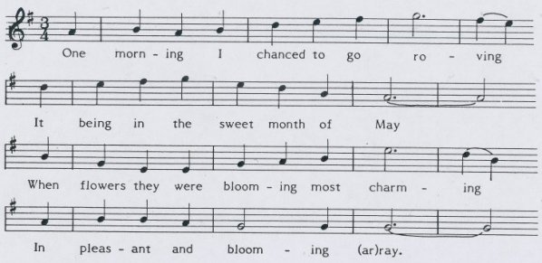 Clare County Library: Songs of Clare - The Long Song Singer