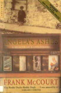 A review of frank mccourts novel angelas ashes